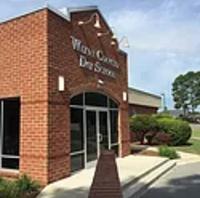 Wayne Country Day School building