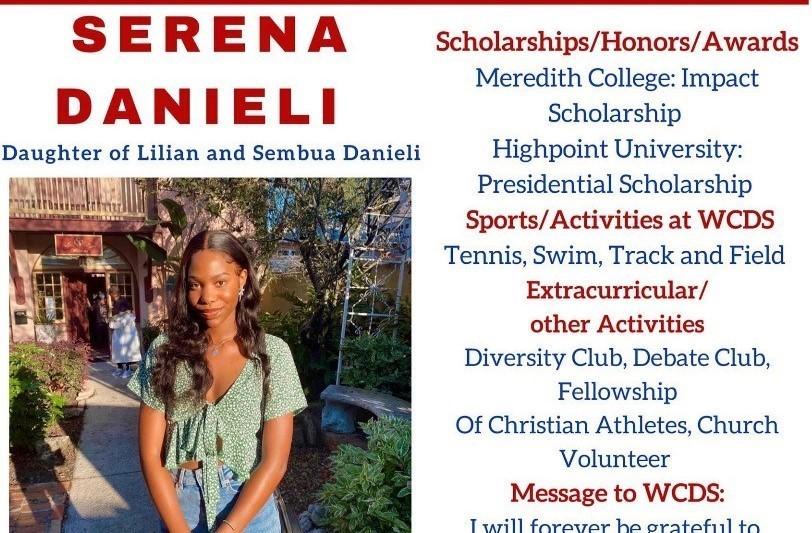 Serena Danieli Senior Profile