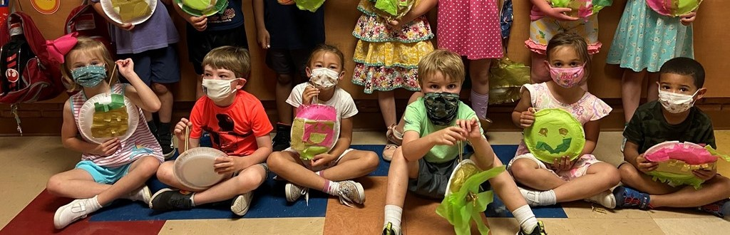 Pinatas in Kindergarten