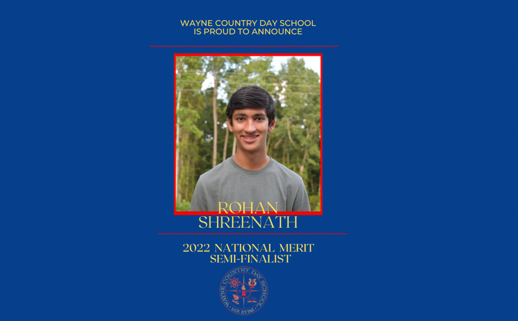 National Merit Semi-Finalist