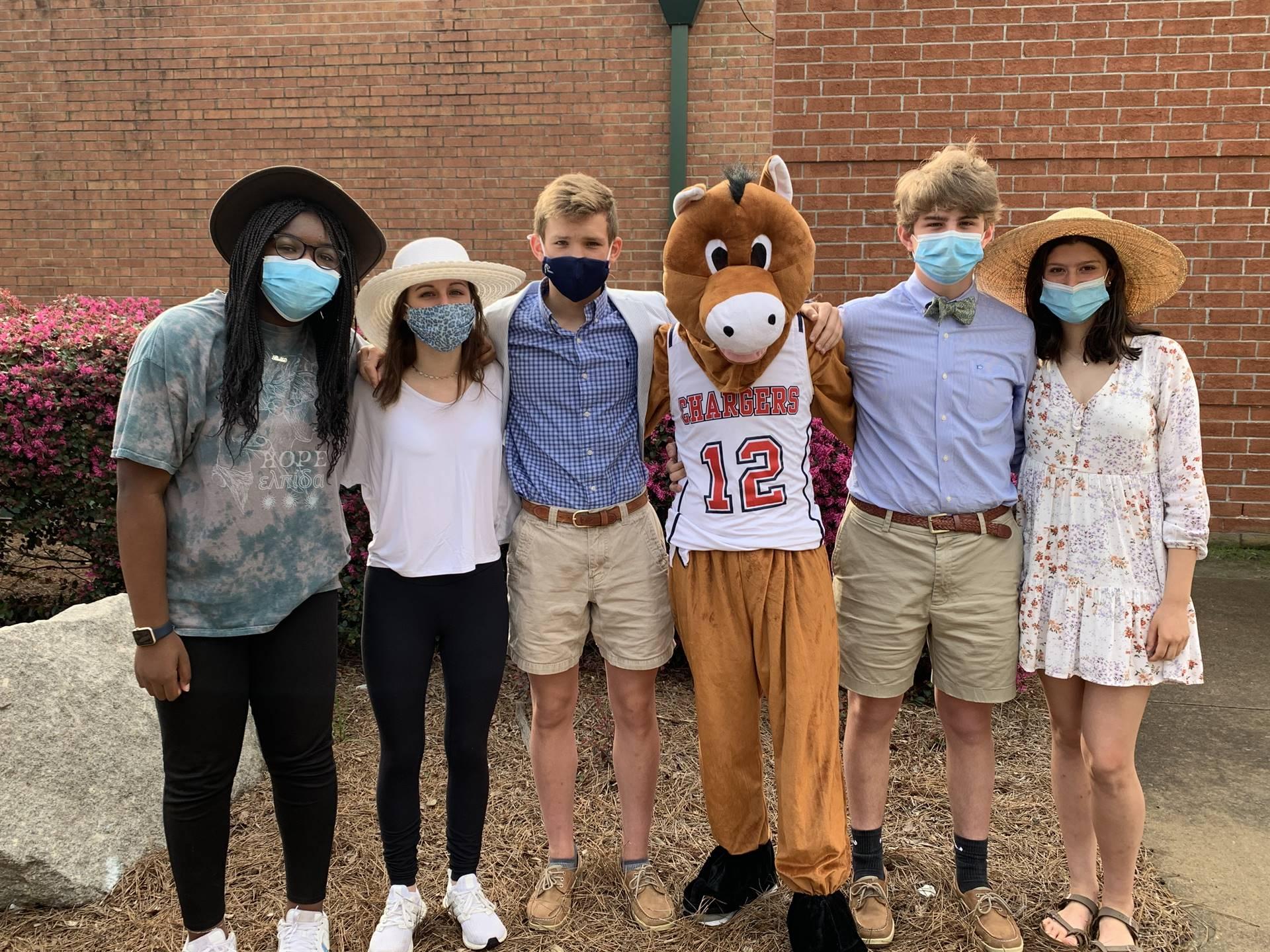 Middle School Spirit Week