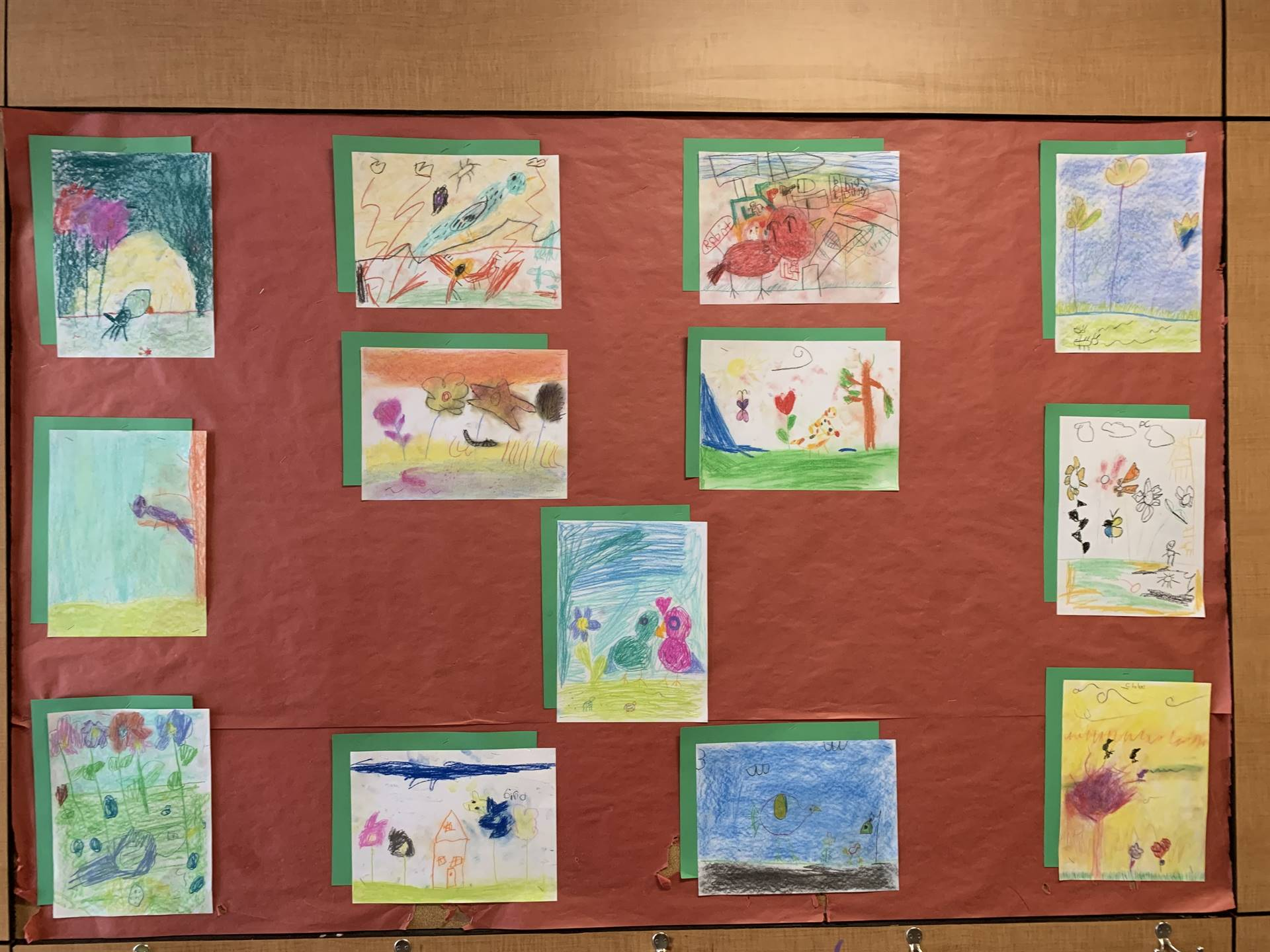 Lower School Art