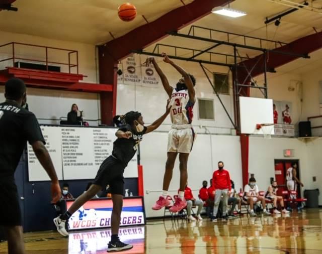 Jump Shot WCDS Basketball